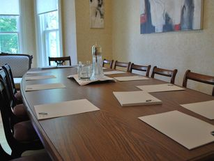Off-Site Meetings & Retreats at MacNamara House in Arnprior